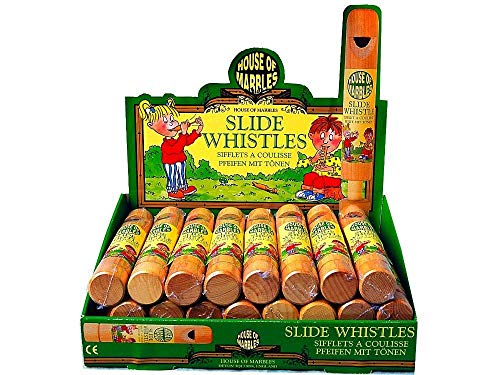 Wooden Slide Whistle from House of Marbles