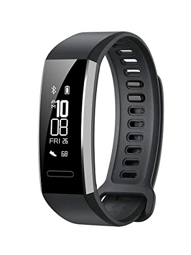 Huawei Band 2 Pro Fitness Wristband Activity Tracker - Black (Built-in GPS, Up to 21 days usage) from Huawei