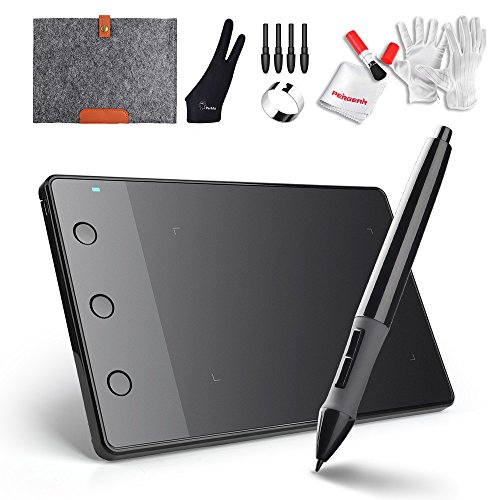 Huion H420 USB Graphics Drawing Tablet Board Kit from HUION