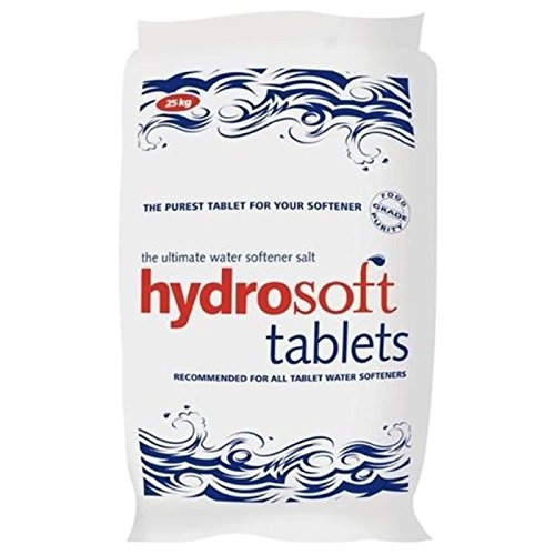 Hydrosoft Salt Tablets, 25 Kg from Hydrosoft