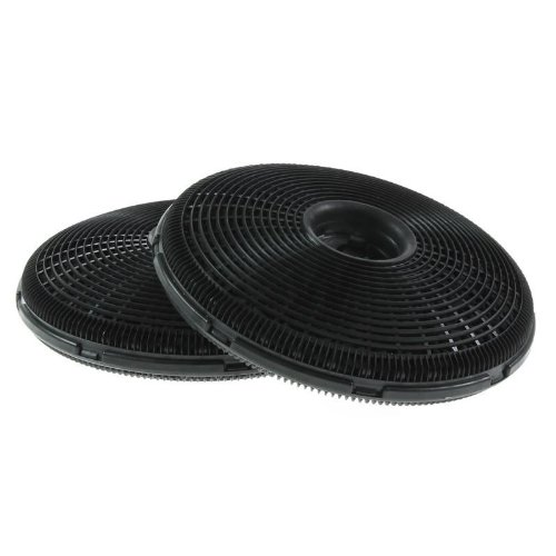 Hygena 2440 Carbon Charcoal Cooker Hood Filter Pack of 2 from Hygena