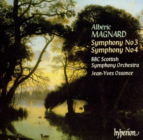 Albéric Magnard: Symphonies Nos. 3 and 4 from Hyperion