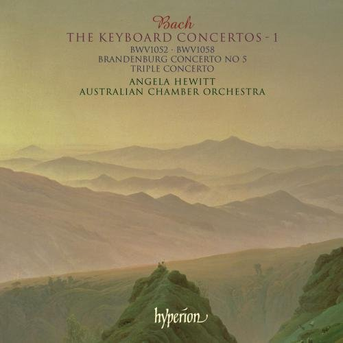 Bach: The Keyboard Concertos, Vol. 1 (2005-06-27) from Hyperion