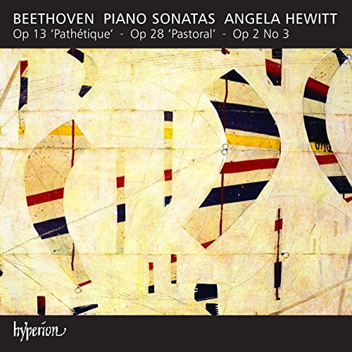 Beethoven: Piano Sonatas, Vol. 2 by Angela Hewitt (2007-05-10) from Hyperion