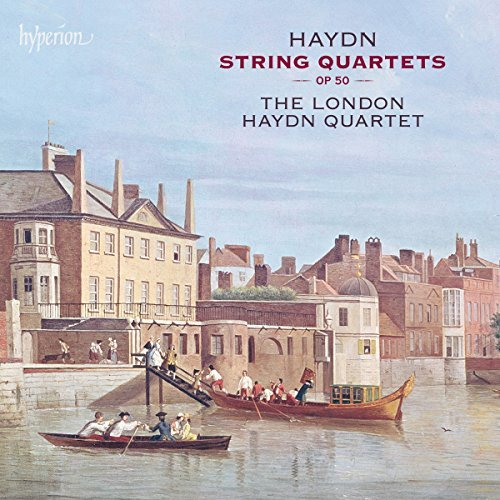Haydn:String Quartets [The London Haydn Quartet] [HYPERION: CDA68122] by The London Haydn Quartet from Hyperion