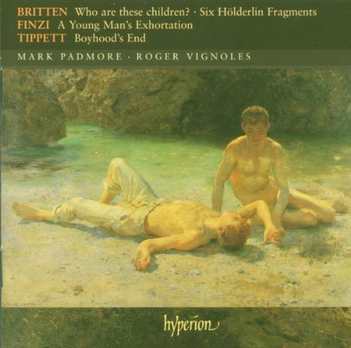 Songs by Britten, Finzi & Tippett by Mark Padmore (2005-02-25) from Hyperion