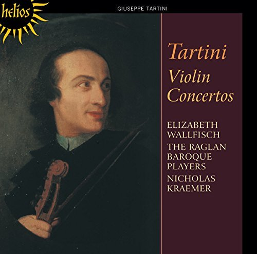 Tartini: Violin Concertos by Elizabeth Wallfisch (2010-02-09) from Hyperion