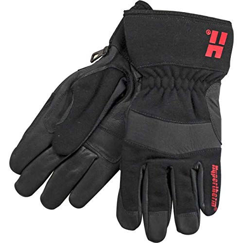 Hypertherm 017039 Durafit Goatskin Leather Cut Resistant Glove, x-Large, Black from Hypertherm