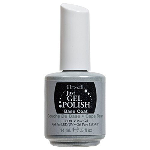 IBD Just Gel Polish Base Coat LED and UV Pure Gel 14ml from IBD