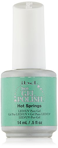 IBD Just Gel Polish Hot Springs LED and UV Pure Gel 14ml from IBD