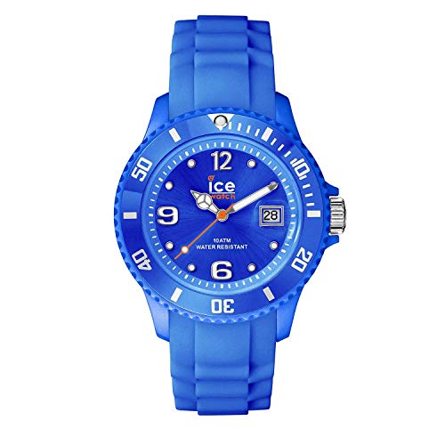 Ice-Watch - ICE forever Boy's Wristwatch With Silicon Strap, Blue, Small from ICE-Watch