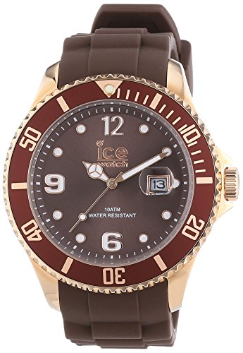 Ice Watch Men's Watch XL Style Brown Analogue Quartz Silicone is. BNR. B.S.13 from ICE-Watch