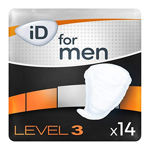 iD For Men Incontinence Pads - Level 3 (Pack of 14) from iD