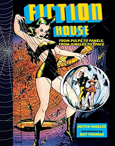 Fiction House: From Pulps To Panels, From Jungles To Space from Idw Publishing
