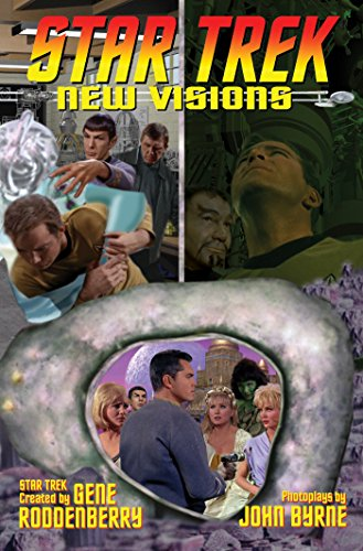 Star Trek: New Visions Volume 8 from IDW Publishing