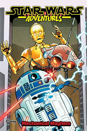 Star Wars Adventures Vol. 5: Mechanical Mayhem from IDW Publishing