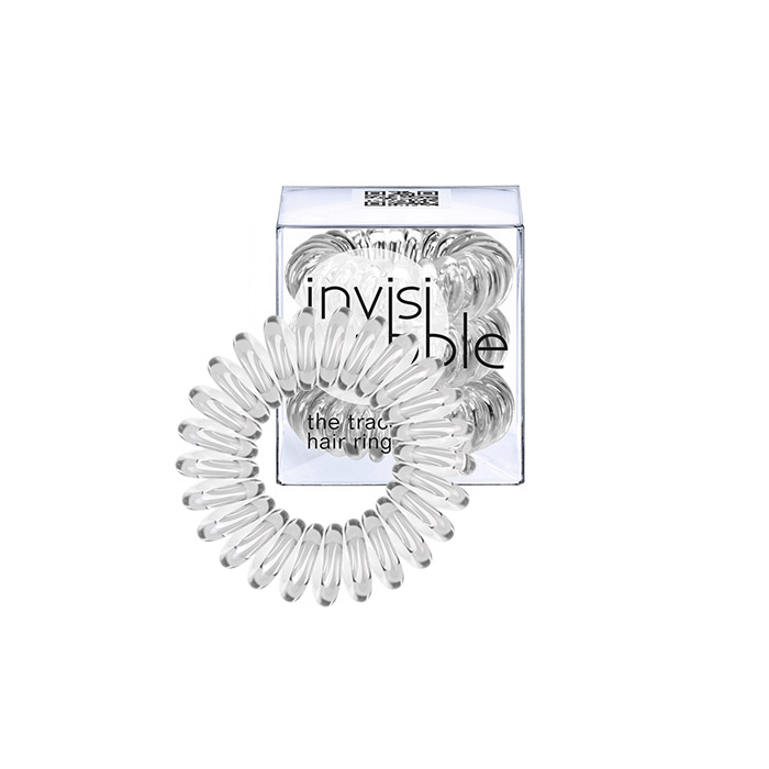 Invisibobble Crystal Clear Regular from Invisibobble