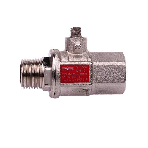 Ambach 5018014350 Gas Shut Off Valve from ISSACO