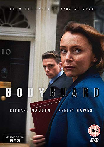 Bodyguard [DVD] [2018] from ITV Studios Home Entertainment