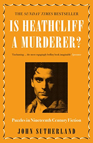 Is Heathcliff a Murderer?: Puzzles in Nineteenth-Century Fiction from Icon Books Ltd