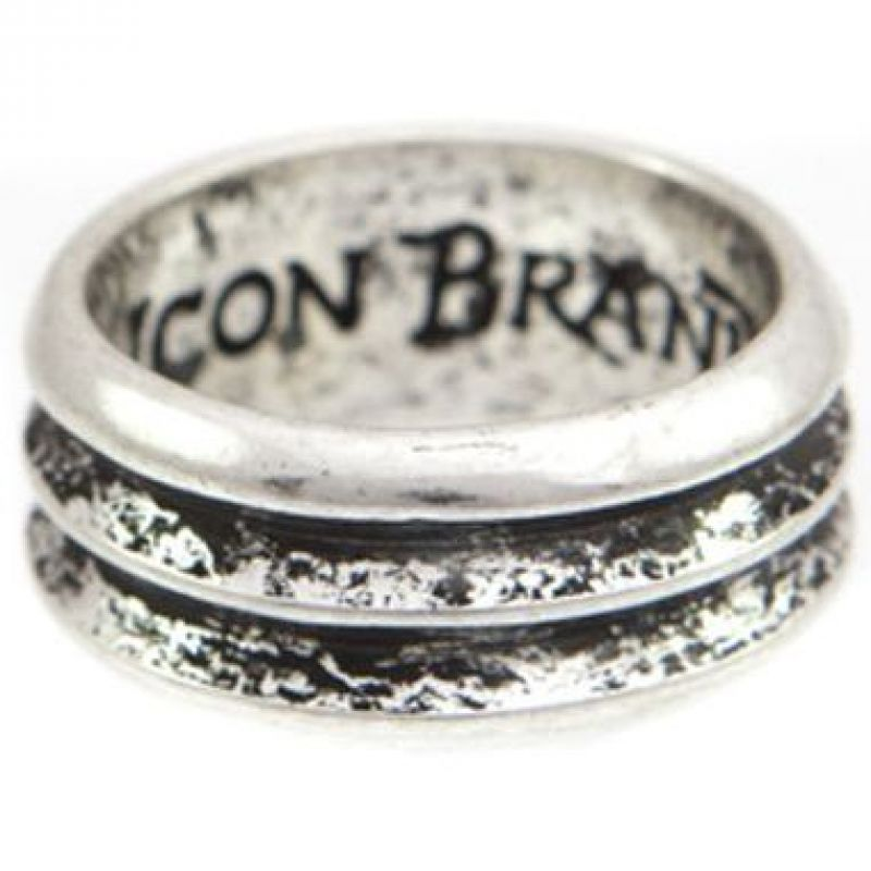 Icon Brand Base metal Firing Pin Ring Size Large from Icon Brand Jewellery