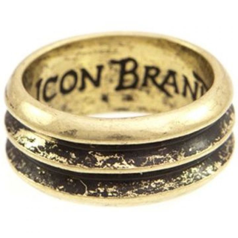 Icon Brand Base metal Firing Pin Ring Size Medium from Icon Brand Jewellery