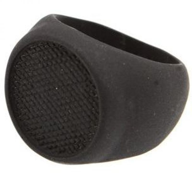 Icon Brand Base metal Grip Step Ring Size Large from Icon Brand Jewellery