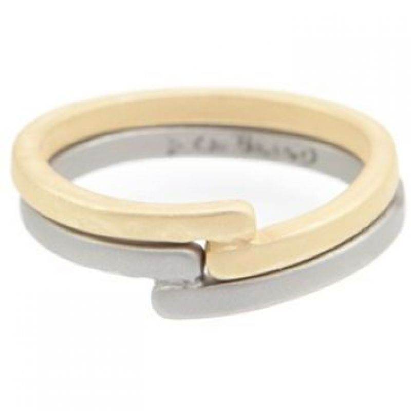 Icon Brand Base metal Inertia Ring Size Medium from Icon Brand Jewellery