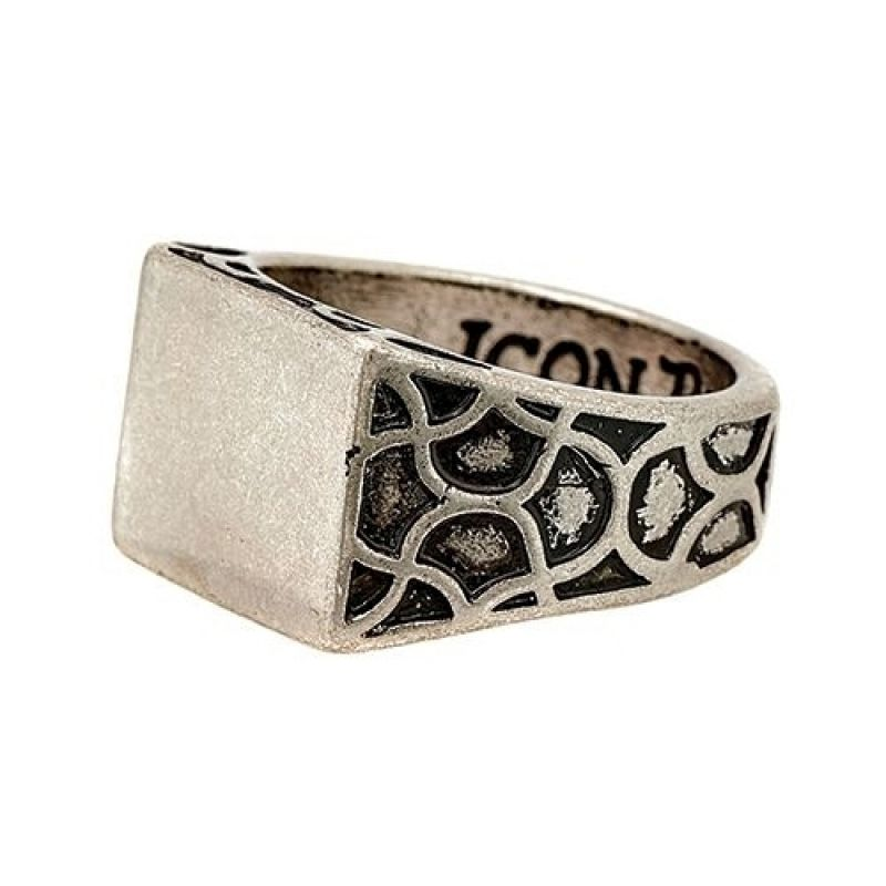 Icon Brand Base metal Size Medium Centre Stage Ring from Icon Brand Jewellery
