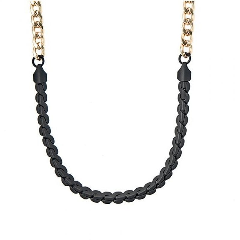 Icon Brand Base metal Twice Nice Necklace from Icon Brand Jewellery