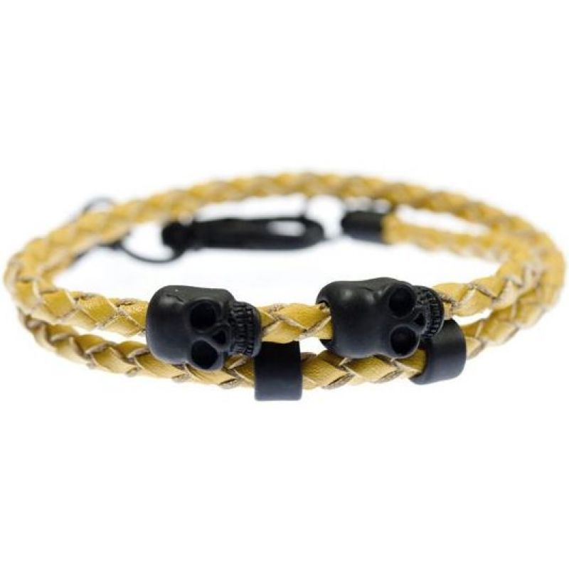 Icon Brand Base metal Twill Bracelet from Icon Brand Jewellery