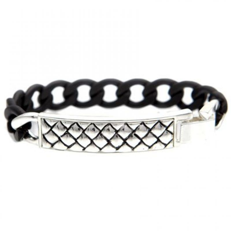 Mens Icon Brand Base metal Bracelet from Icon Brand Jewellery