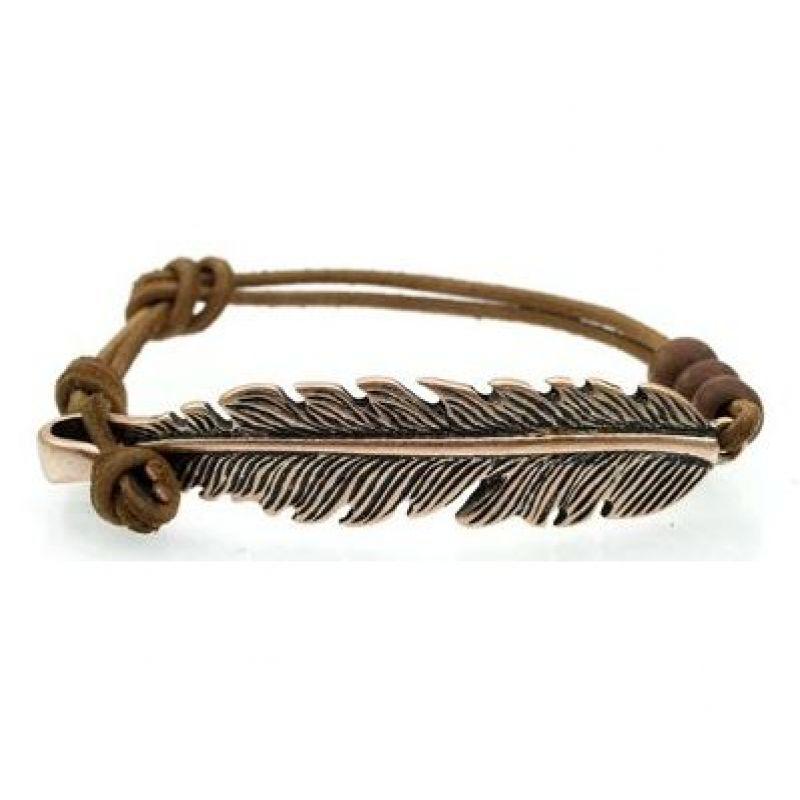 Mens Icon Brand Gold Plated Bowery Bracelet from Icon Brand Jewellery