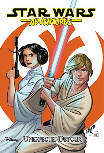 Star Wars Adventures Vol. 2: Unexpected Detour from IDW Publishing