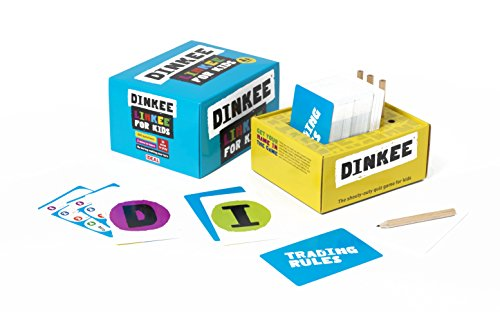 Dinkee Linkee for Kids Game from Ideal from Ideal