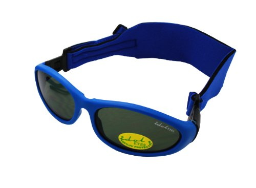 Baby Wrapz Sunglasses (Blue) from Idol Eyes
