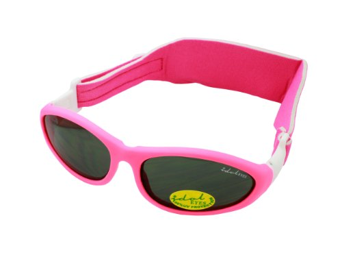 Baby Wrapz Sunglasses (Pink) from Idol Eyes