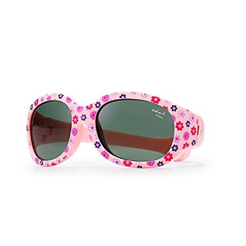 Idol Eyes Baby Sunglasses - Tiny Tots - 0 - 2 years (Pink / Flowers) from Idol Eyes