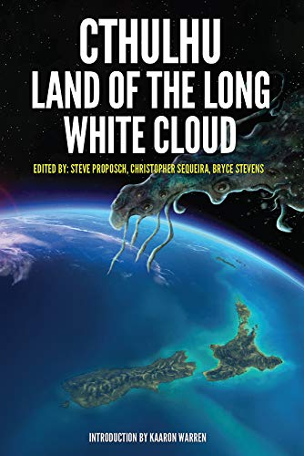 Cthulhu: Land of the Long White Cloud from Ifwg Publishing International