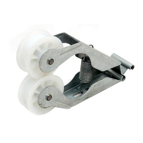 Twin Jockey Pulley for Ignis Tumble Dryer Equivalent to 481235818055 from Ignis
