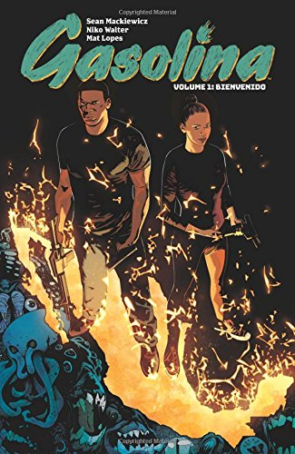 Gasolina Volume 1 from Image Comics