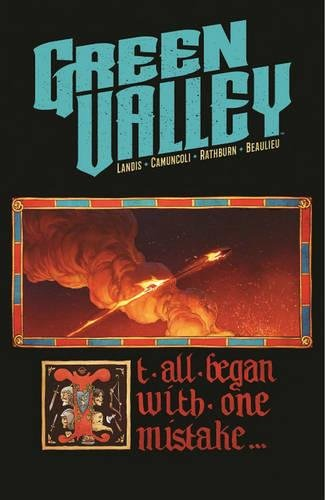 Green Valley from Image Comics