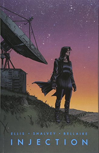 Injection Volume 3 from Image Comics