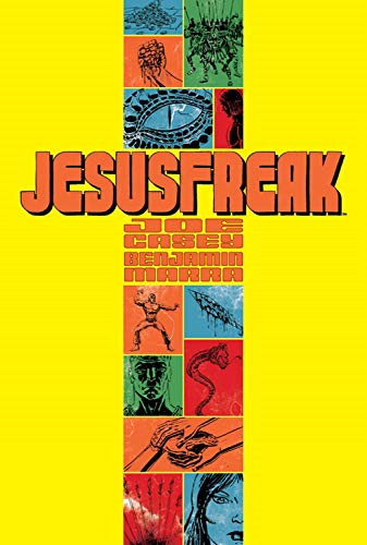 Jesusfreak from Image Comics
