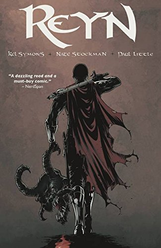 Reyn Volume 1: Warden of Fate (Reyn Tp) from Image Comics