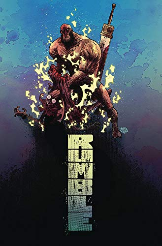 Rumble Volume 5: Things Remote from Image Comics