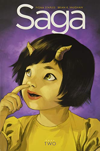 Saga Book Two from Image Comics