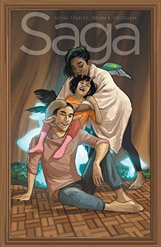 Saga Volume 9 from Image Comics
