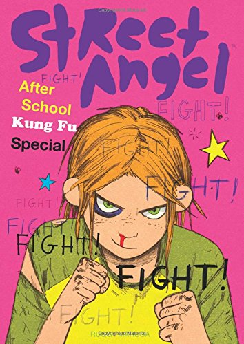 Street Angel: After School Kung Fu Special from Image Comics