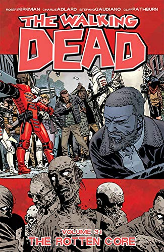 The Walking Dead Volume 31 from Image Comics